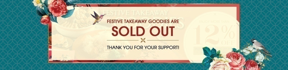 Festive Takeaway & Goodies