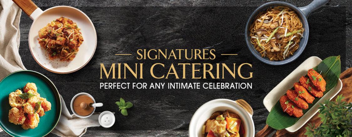 Mini Buffet Catering